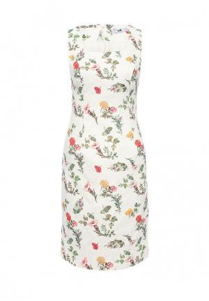 Платье adL. Цвет: белый