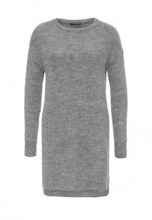 Платье Tom Farr. Цвет: серый
