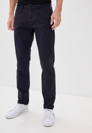 Чиносы Guess Jeans. Цвет: синий