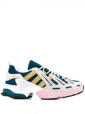 Кроссовки EQT Gazelle adidas. Цвет: синий