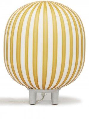 Настольная лампа Filigrana T2 Established & Sons. Цвет: белый