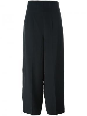 Широкие брюки Christian Lacroix Vintage. Цвет: черный