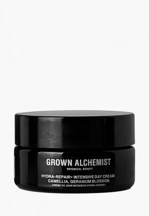 Крем для лица Grown Alchemist. Цвет: серый