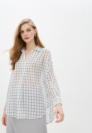 Блуза French Connection. Цвет: белый