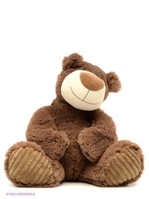 Мягкая игрушка Медведь AURORA. Цвет: коричневый