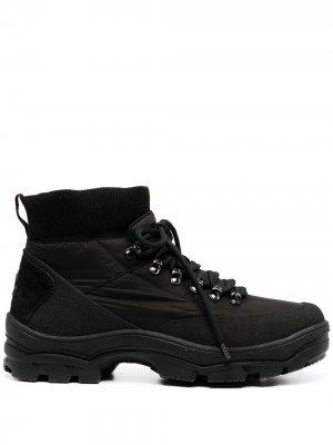 Зимние ботинки Clement Moncler. Цвет: черный