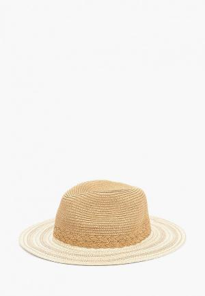Шляпа Marks & Spencer. Цвет: коричневый