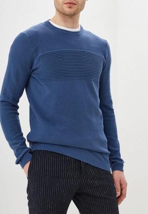 Джемпер Tom Tailor Denim. Цвет: синий
