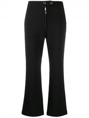 Укороченные брюки Orthodox Ellery. Цвет: черный