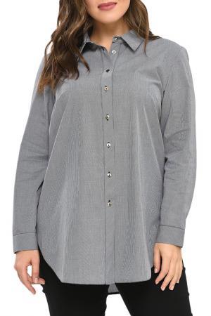 Рубашка SVESTA. Цвет: серый