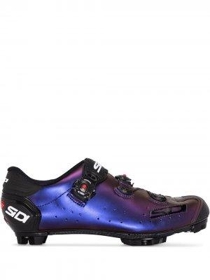 Велосипедные туфли Jarin MTB SIDI. Цвет: черный