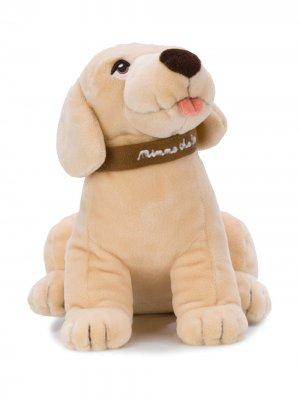 Мягкая игрушка Mimmo the Dog Dolce & Gabbana Kids. Цвет: нейтральные цвета