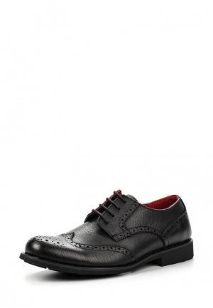 Туфли Front By Ascot. Цвет: черный