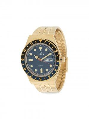 Наручные часы Q Reissue 38 мм TIMEX. Цвет: золотистый