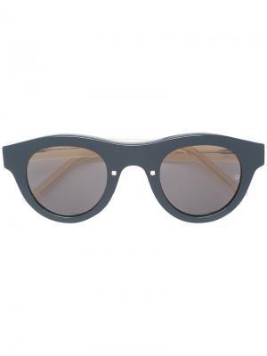 Солнцезащитные очки Ipanema V Osklen. Цвет: черный