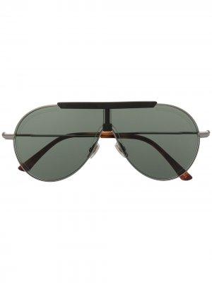Солнцезащитные очки Eddys Jimmy Choo Eyewear. Цвет: серый