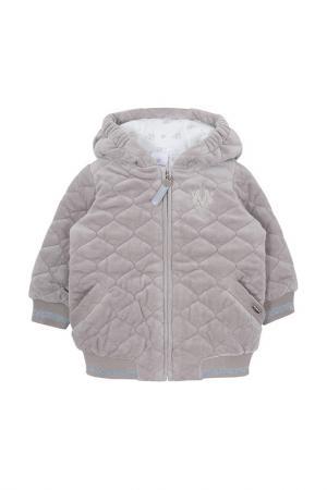 Куртка Мамуляндия. Цвет: светло-серый