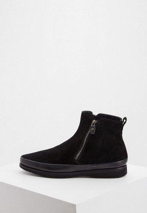 Ботинки Aldo Brue. Цвет: черный