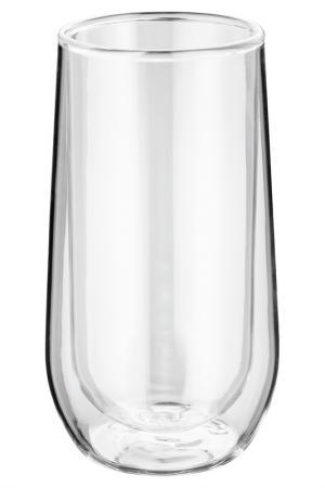 Набор стаканов 2 шт. JUDGE. Цвет: прозрачный