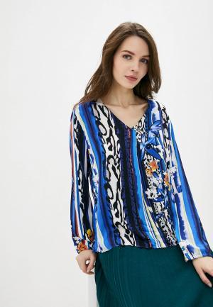 Блуза Betty Barclay. Цвет: синий