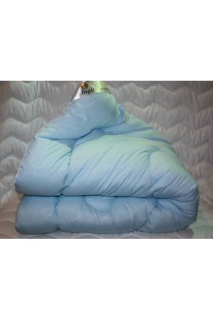 Одеяло зимнее 172х205 см BegAl. Цвет: голубой