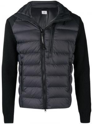 Padded jacket CP Company. Цвет: черный