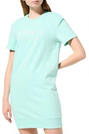 Платье BELUCCI. Цвет: мятный