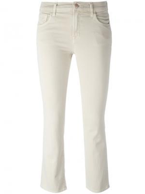 Расклешенные джинсы Selena J Brand. Цвет: нейтральные цвета