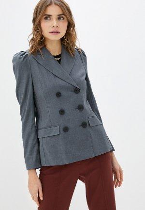 Пиджак Twist & Tango. Цвет: серый