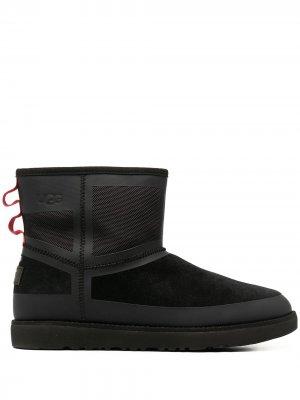 Непромокаемые ботинки Urban Tech UGG. Цвет: черный