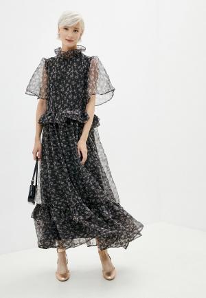 Платье Sister Jane. Цвет: серый