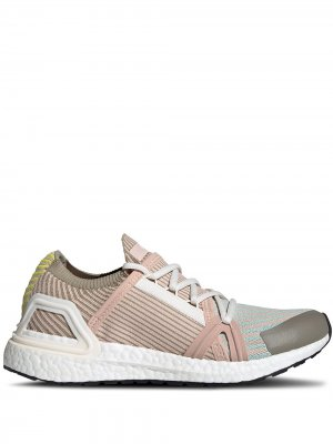 Кроссовки Ultraboost 20 adidas by Stella McCartney. Цвет: розовый