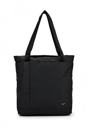 Сумка Nike. Цвет: черный