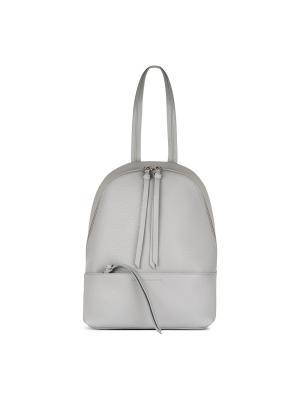 Рюкзак с ручкой Avanzo Daziaro. Цвет: светло-серый