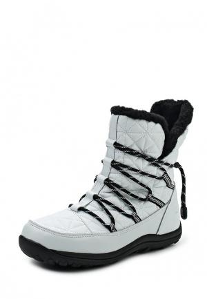 Ботинки Bearpaw. Цвет: белый