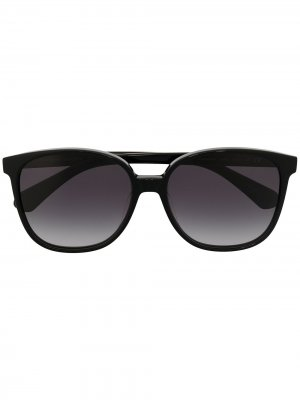 Солнцезащитные очки Aliannags Kate Spade. Цвет: черный