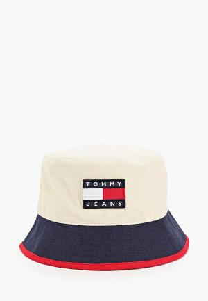 Панама Tommy Jeans. Цвет: разноцветный