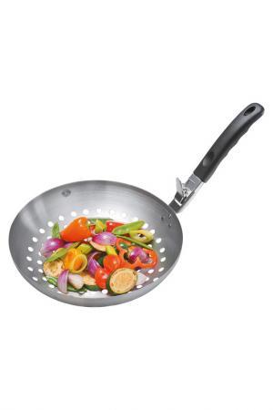 Вок для овощей GEFU. Цвет: металлический