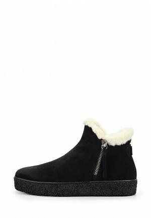 Ботинки Dali. Цвет: черный