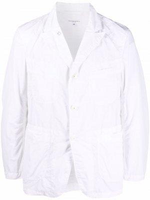 Куртка-рубашка Bedford Engineered Garments. Цвет: белый