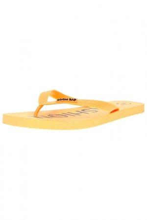 Шлепанцы BOOM BAP. Цвет: оранжевый