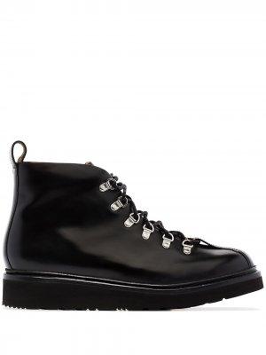 Ботинки Bobby Colorado Grenson. Цвет: черный