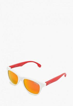 Очки солнцезащитные Carrera. Цвет: белый