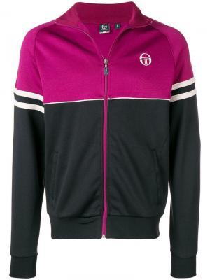 Sports jacket Sergio Tacchini. Цвет: черный