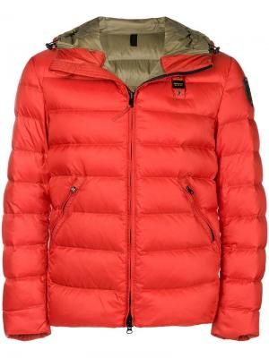 Padded jacket Blauer. Цвет: желтый