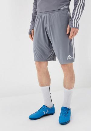 Худи adidas. Цвет: серый