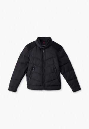 Куртка утепленная Antony Morato. Цвет: черный