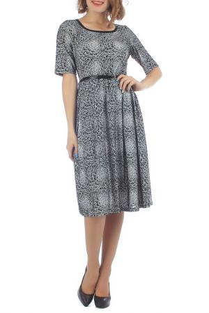 Платье Lamiavita. Цвет: черный