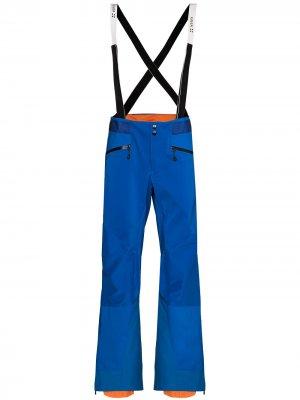 Лыжные брюки Eiger Nordwind Mammut. Цвет: синий