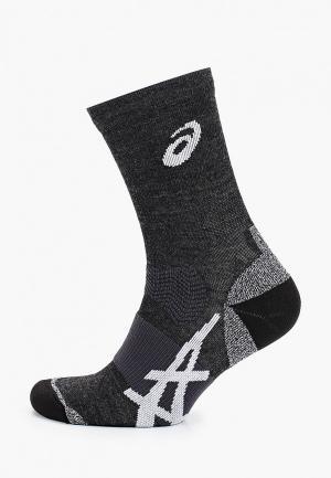 Носки ASICS. Цвет: серый